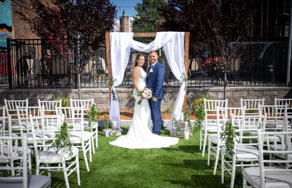 Have a Wedding at Lock 50